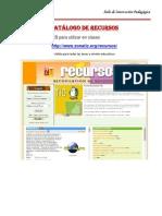 Catálogo de Recursos