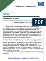 Transferencia de Calor - Resistencia Térmica