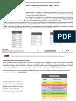 Roteiro Estudos 120dias XVIII Exame OAB 1Fase