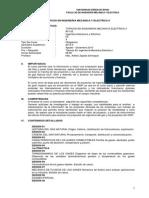 Silabo Topicos II - 2015 - II