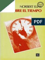 Norbert Elias - Sobre el Tiempo.pdf