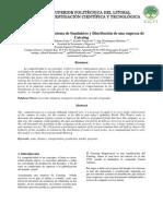 Organización de Un Sistema de Suministros y Distribución de Una Empresa de Catering