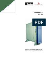 Maxigas Modbus Manual