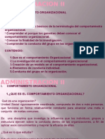 Administracion II Unidad i