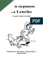 Instituto Linguistico de Verano - Lectura, Lo Que Le Pasó a Lencho