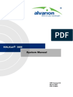 WALKair 3000 System Manual_070307