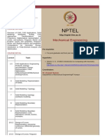 Computer Aided Design Syllabus