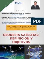 Sesión 1 Introduccion a La Geodesia.