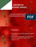 OSTEOARTRITIS prolanis