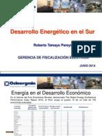 Desarrollo Energetico en El Sur