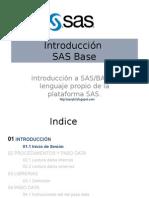 Curso - Introducción Al Lenguaje SAS BASE_blog