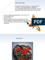 metal insect directions