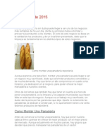 Montar Una Panadería Leer Aplicar Al Dia de Hoy 28