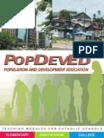 PopDev Module