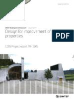 Design for Improvement of Acoustic Properties%5b1%5d