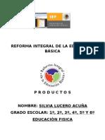 Productos Silvia Lucero