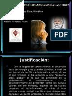 Introducción General Etica Filosofica