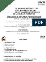 Presentación Granada Impacto Ambiental CD Mex