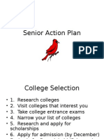 senior action plan pptx