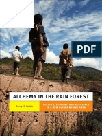 Alchemy in the Rain Forest by Jerry K. Jacka