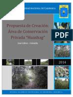 Informe Propuesta Acp Huashag