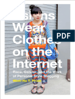 Asians Wear Clothes on the Internet by Minh-Ha T. Pham