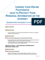 Privacy Commissioner of Canada_Understanding Your Online Footprints - Grade 4-6