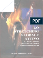 Stretching Globale Attivo(Spiega Le Catene Muscolari) - Souchard