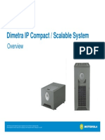 DimetraIP Compact Scalable System Overview