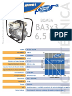BA3X3-6.5HP