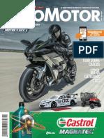 Revista Puro Motor #49,  MOTOS y SUV´S 2015
