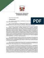 RD N 004-2015-EF-50 01 Aprobación de resultados PI