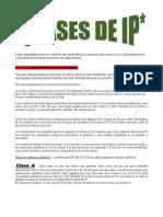 Clase de Ip Publicas y Privadas