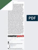 Hamid Dabashi's Most Great 2015 Facebook Tirade