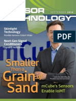 Sensor Technology September 2014