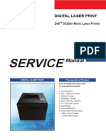 Dell5330dn Service Manual