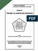 Modul FPFD Teknik Klasifikasi Barang
