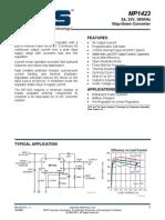 Mp1423 - MonolithicPower