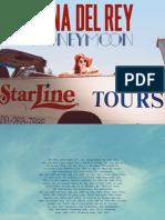 Digital Booklet - Honeymoon