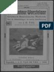 Amateur Wrestler, Greco-Roman Method - J. E. Tol 1919