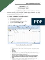Modul Panduan Microsoft Excel