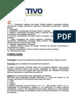 Apostila Da Lingua Portuguesa 0BJETIVO