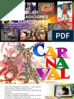 Ferias, Fiestas y Tradiciones Ecuatorianas