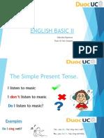 English Basic II