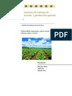 Enfermedades comunes en cultivos de Costa Rica