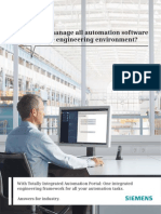 Siemens Tia Portal v11