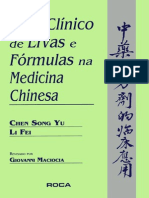 Guia Clinico de Ervas e Formulas [Chen Song Yu, Li Fei]