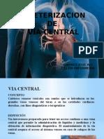 Presentacion via Central Principal