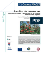 Produccion Organica Manzanas