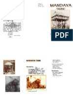 Mandaya Tree House Booklet
